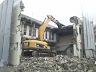 RC造の建物解体工事のご紹介です