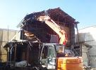 埼玉県内での解体工事のご紹介です