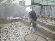 住宅の手作業解体工事のご紹介です