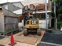木造住宅解体工事のご紹介です