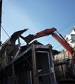木造アパート解体工事のご紹介です