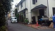 23区内住宅解体工事のご紹介です