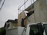 多摩地区にて解体工事のご紹介です