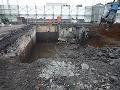 大規模工場の浄化槽の解体工事のご紹介です