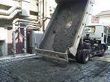 コンクリート駐車場工事のご紹介です