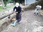 コンクリート擁壁造成工事のご紹介です。NO.4