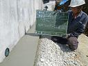 コンクリート擁壁造成工事のご紹介です。NO.15