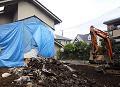 住宅一部解体工事のご紹介です