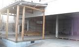 鉄骨造の建物解体工事のご紹介です