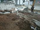 木造住宅25坪の解体です