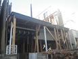 狭小地木造住宅解体のご紹介です