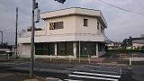 コンビニ・住居解体工事