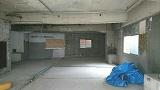 ビル1階の内装解体工事
