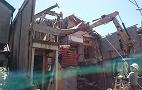 4棟解体工事