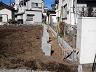 ブロック塀造成工事のご紹介です