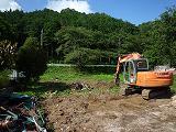 木造建物解体工事のご紹介です