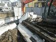 軽量鉄骨造の住宅解体工事のご紹介です