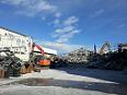 配送センター解体工事のご紹介です