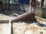 多摩地区にてアパート解体工事のご紹介です