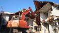 住宅解体工事のご紹介です
