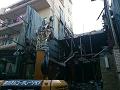 雑居ビル解体工事のご紹介です